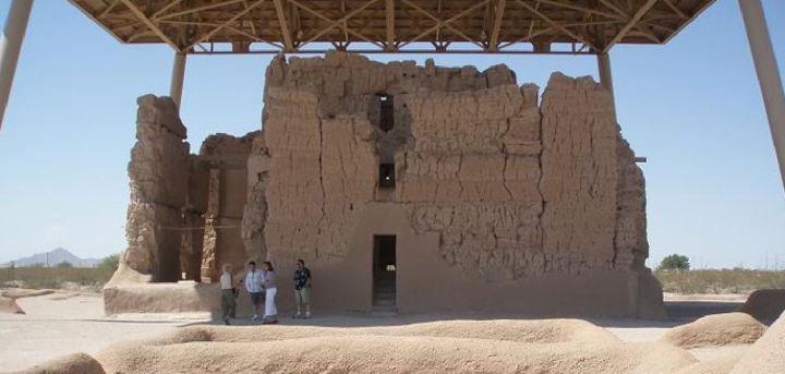 Casa Grande Hohokam