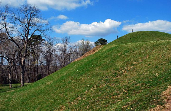 Emerald Mound nu (Natchez)