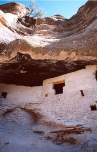Gila Cliffdwellings