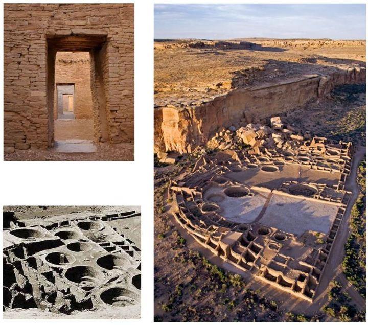 Pueblo Bonito details