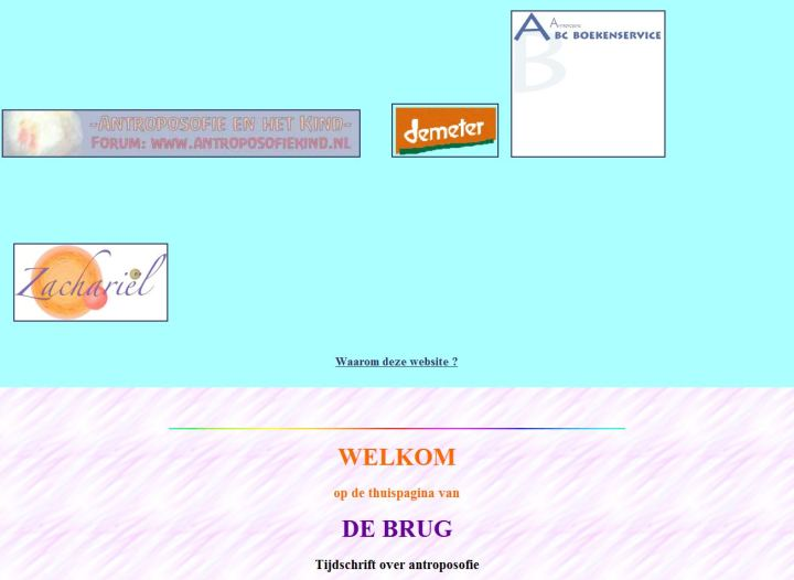 home page Brug