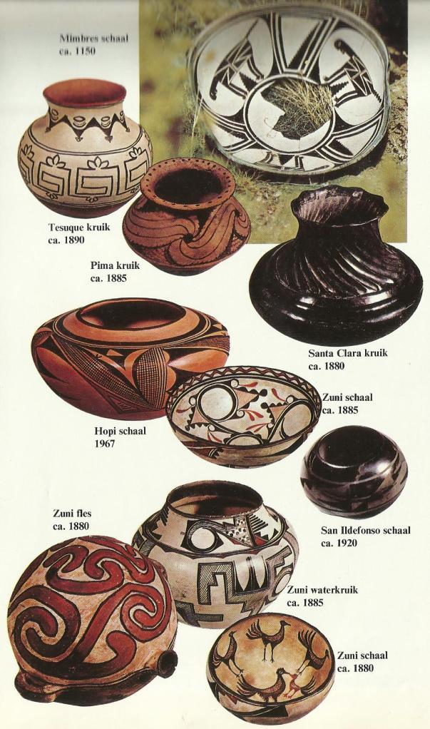 aardewerk Pueblos
