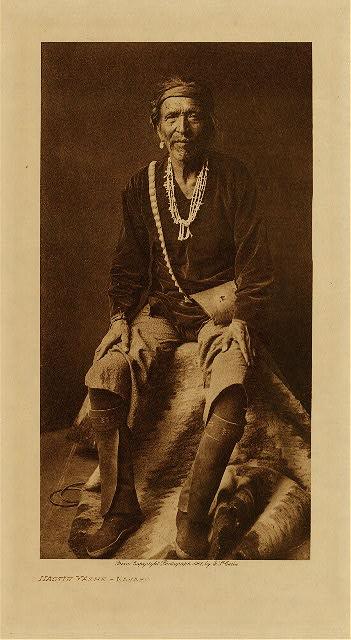 Curtis Hastin Yazhe Navaho