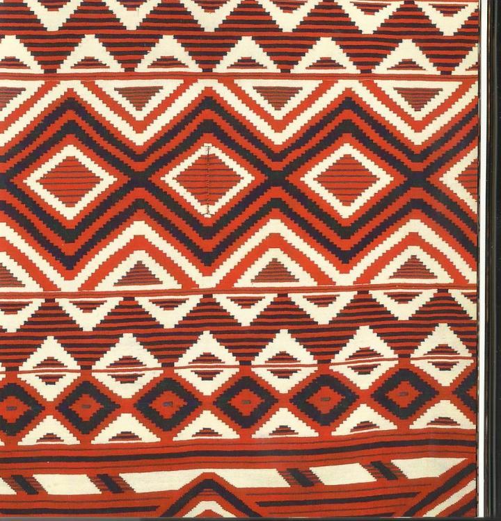 Navaho weefpatroon 1