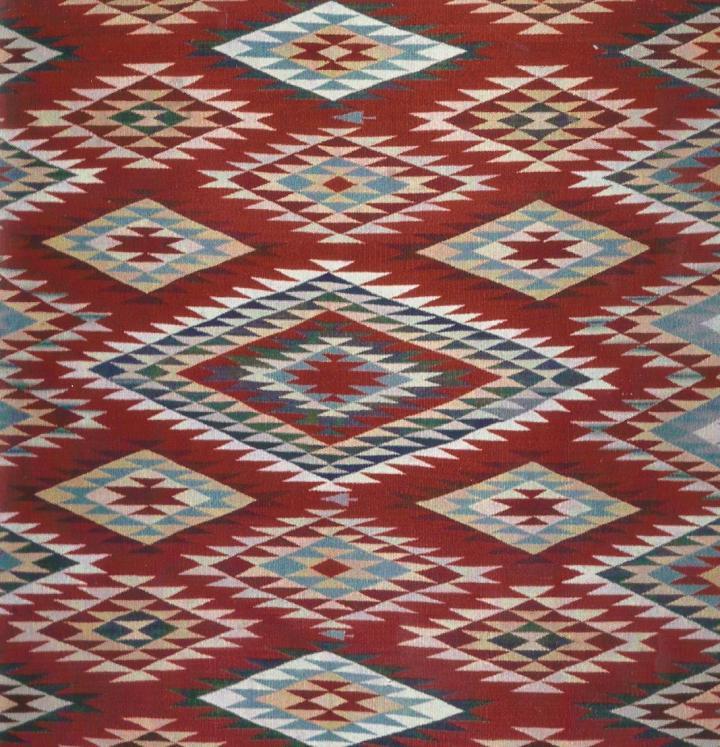 Navaho weefpatroon 2