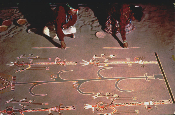 navajo-sandpainters