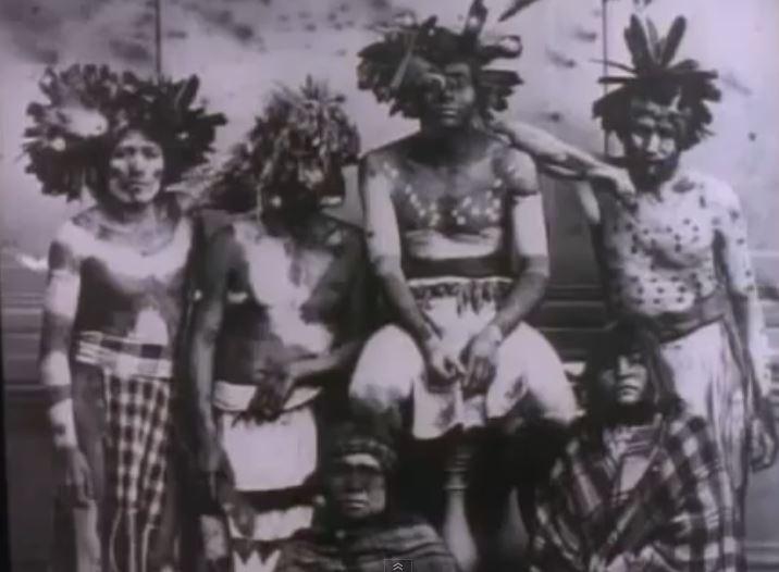 Chumash, foto jaren 1850-1860 bron 500 Nations