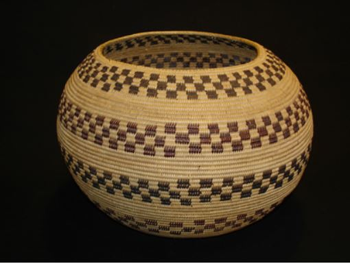 Mono Lake Paiute Basket 1