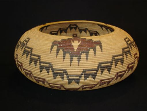 Mono Lake Paiute Basket 2