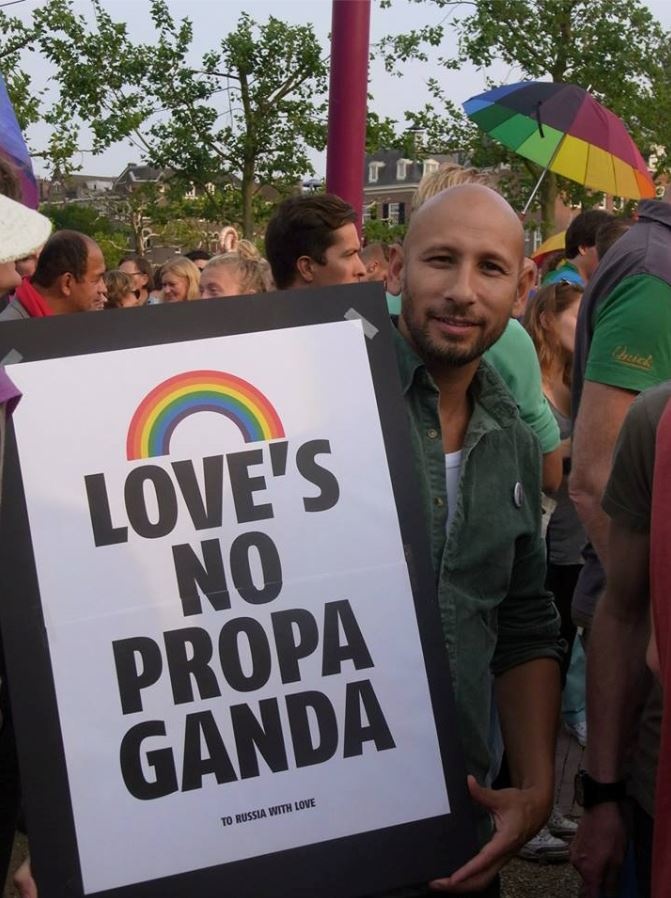 Love is No Propaganda